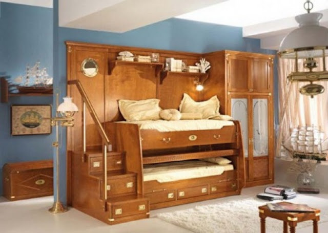Boy Bedroom Decorating Ideas
