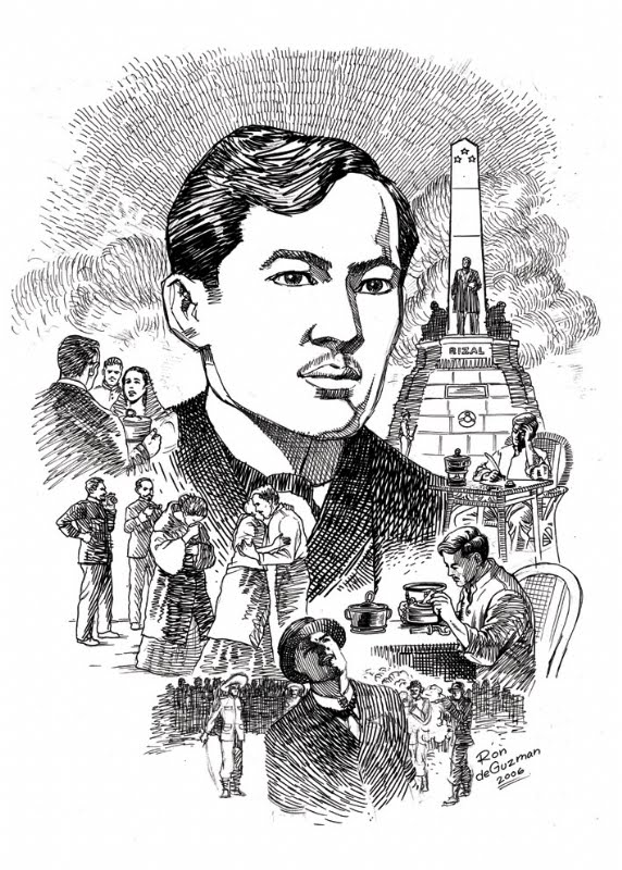 rizal what made him a hero Who makes jose rizal a philippine hero the government during the american time,  who made dr jose rizal the national hero of the philippines.