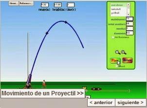 Física - Actividades con Simulaciones
