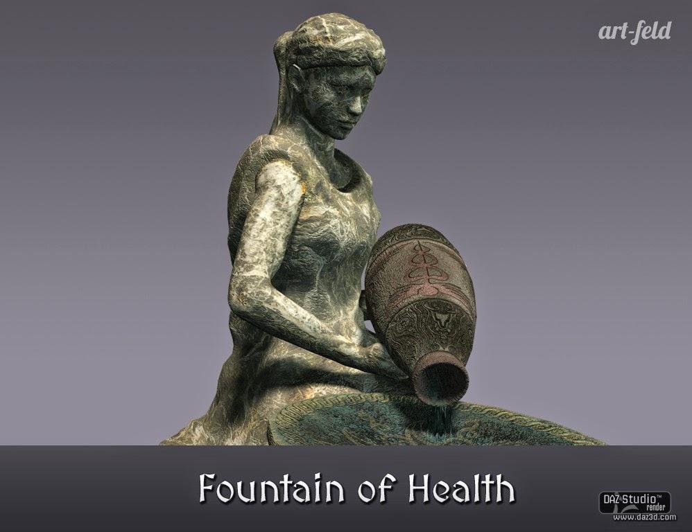 Fontaine de la Santé