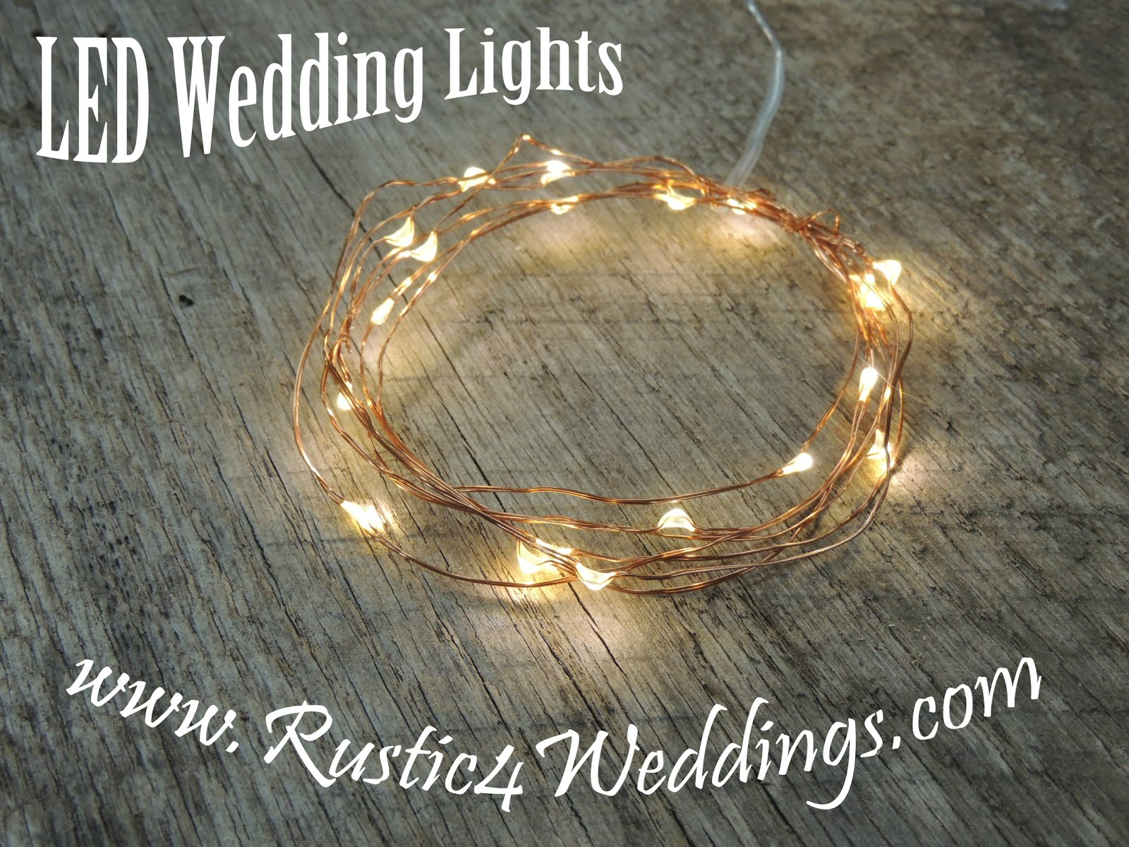 LED Wedding Lights
