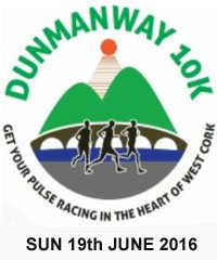 Popular 10k in Dunmanway in West Cork