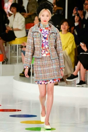 cruise collection chanel 2016 karl lagerfeld mariafelicia magno fashion blogger colorblock by felym blog di moda italiani fashion blog italiani fashion blogger italiane milano fashion bloggers italy