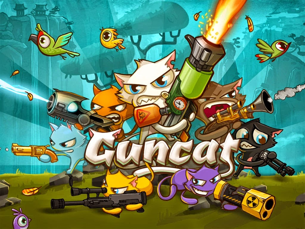 Trucchi Guncat iPhone monete infinite