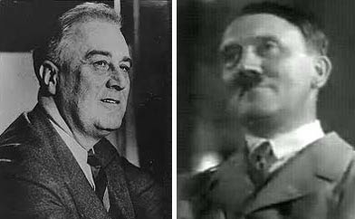 fdr and hitler comparison Fdr and hitler: a study in contrasts by david m kennedy hitler and roosevelt were men of the same a comparison with other people's experience can serve as.