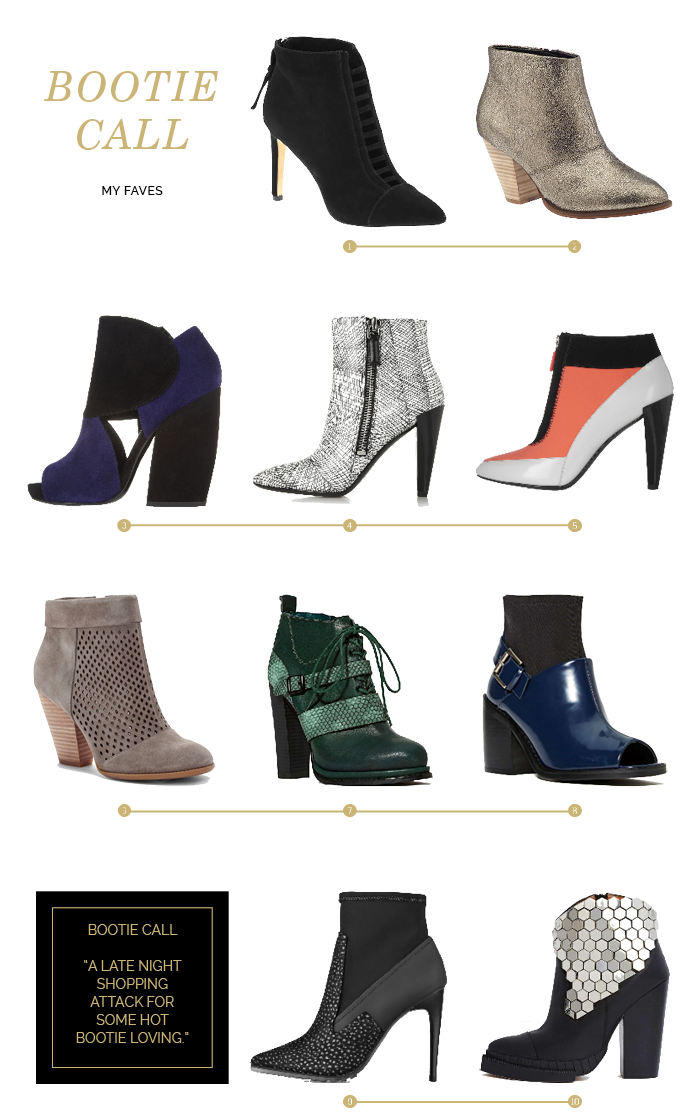 Hot Ankle Booties | Bangles and Bungalows
