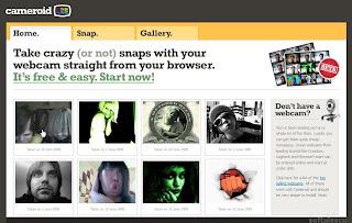 Fă poze cu camera web