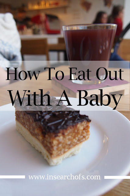 Brining a baby to a restaurant