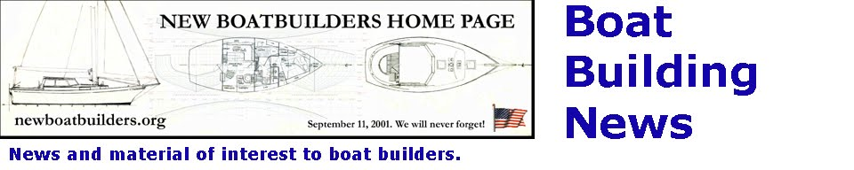 Boat Building News