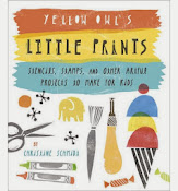 Yellow Owl's Little Prints