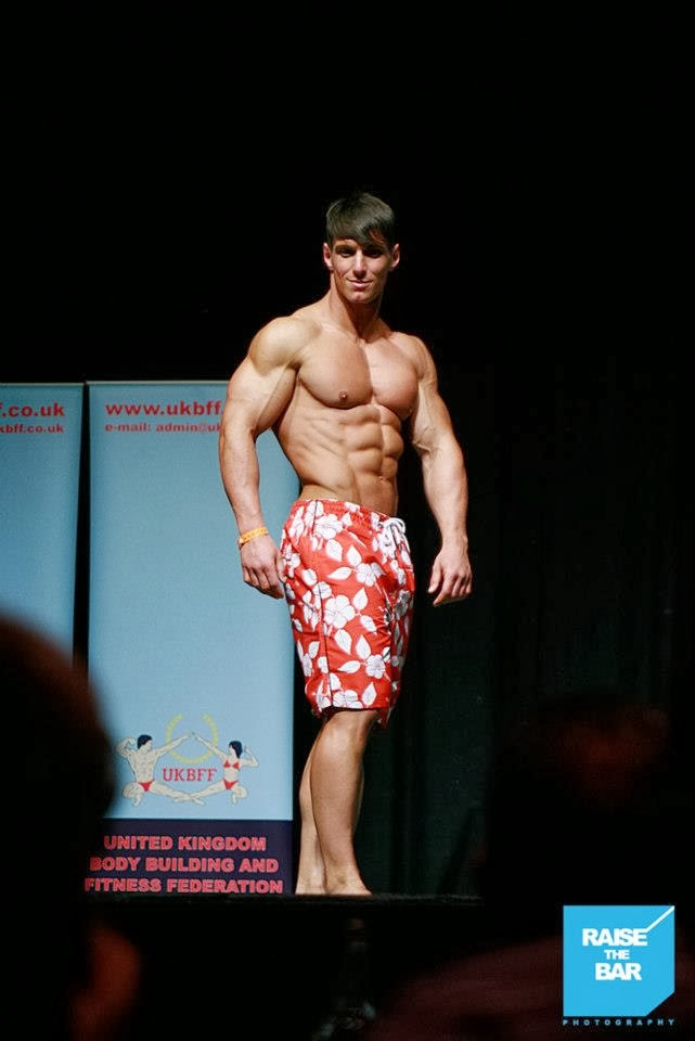 Physique Competitor