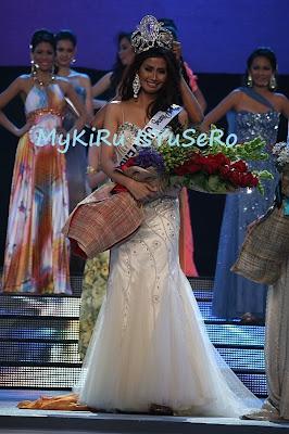 Shamcey Supsup Binibining Pilipinas Universe 2011