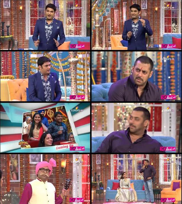 Comedy Nights With Kapil 1st Nov 2015 Salman Khan HDTV x264