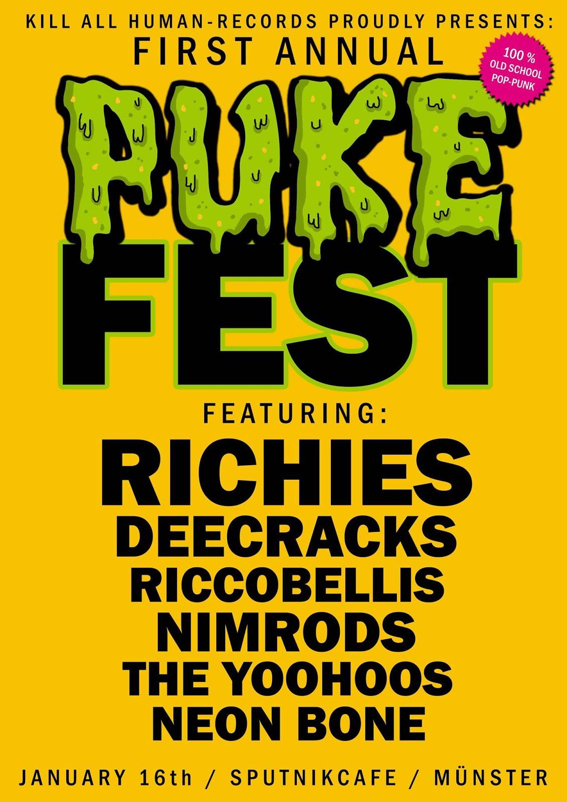 Puke Fest 2016