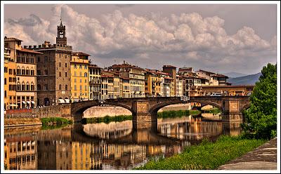 мост во Флоренции