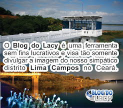 BLOG DO LACY - 10 Anos no ar!