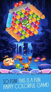 Angry Birds POP Bubble Shooter v2.6.0 Mod Apk