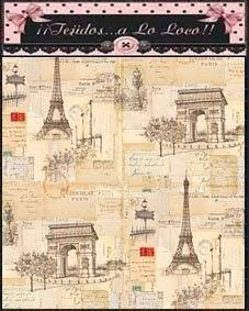 """PARIS COLLAGE """"COLECCIÓN SUEÑOS DE PARIS"""""""