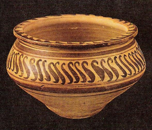 Stasiotika la cer mica ib rica pintada de los estilos de for Origen de la ceramica