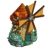 FarmVille Flower Windmill  (Day 10)