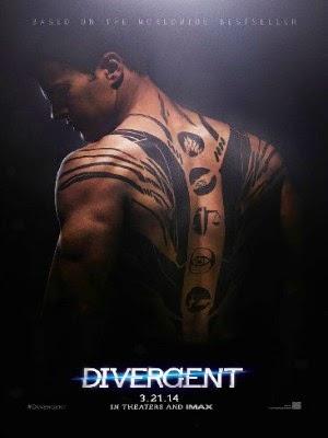 Phim Phiêu Lưu - Hành Động Dị Biệt - Divergent - 2014