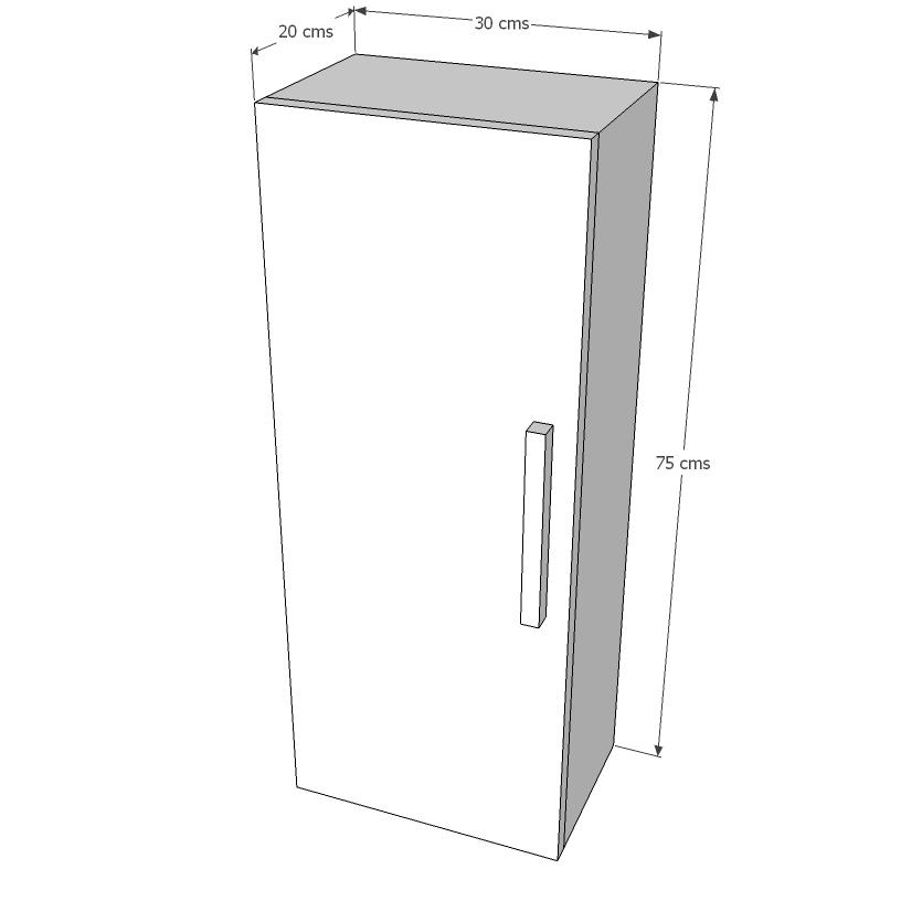 Puertas De Baño Medidas:Puerta abatible Existe versión puerta vidriera