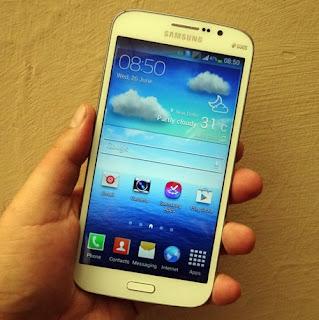 Cara Melakukan Root Smartphone Android Samsung Galaxy Mega 5.8