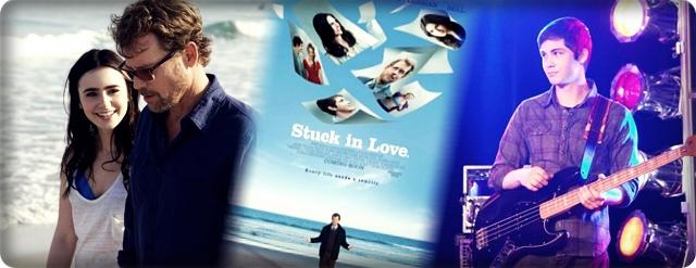 stuck in love film