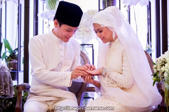 Sekitar majlis perkahwinan Najwa Tan Sri Muhyiddin Yassin