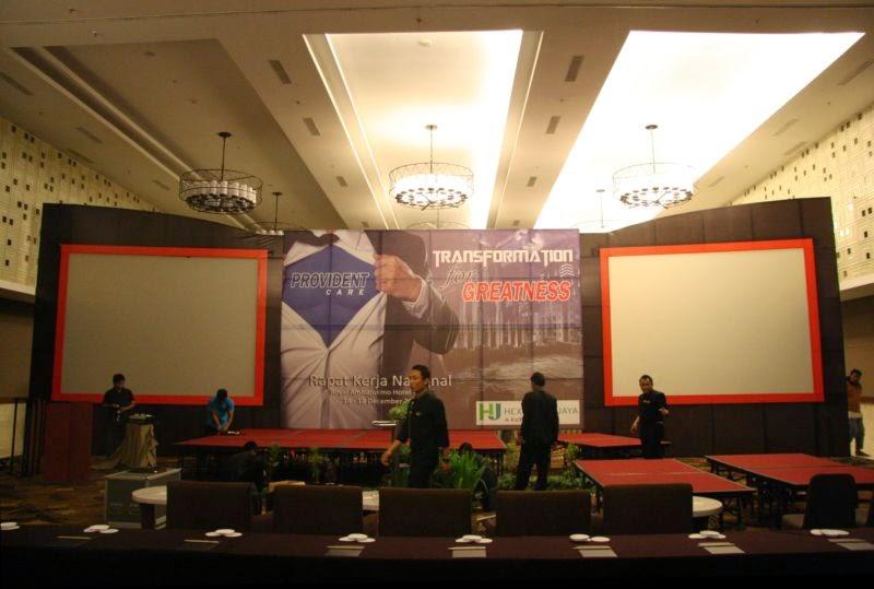 Dekorasi panggung hiburan jogja dekorasi event di yogyakarta for Dekorasi party di hotel