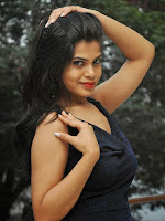 Actress Alekhya latest glamorous photos-cover-photo