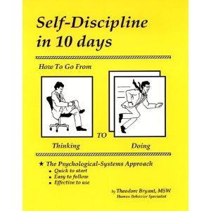 Autodisciplina en díez díaz - Theodore Bryant