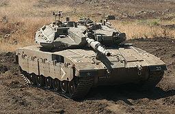 Tank memakai mesin diesel