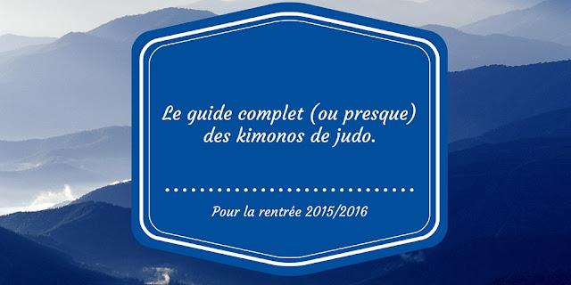 Kimono de judo - judogi - www.cestquoitonkim.com