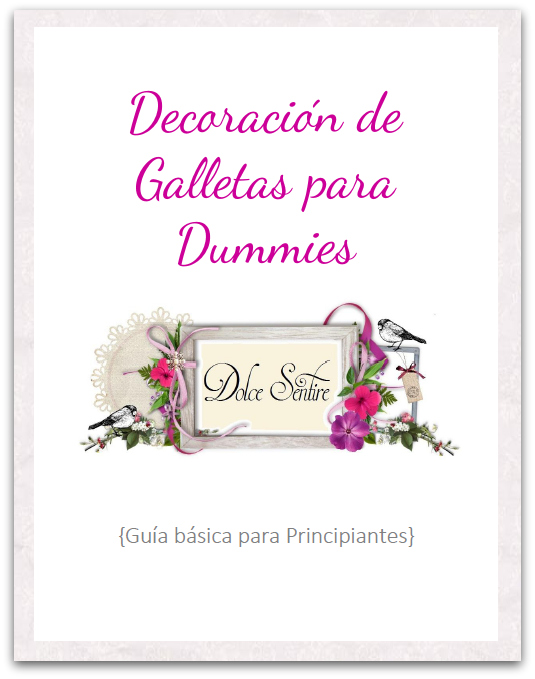 Guía para Principiantes: Decoración de galletas para Dummies galletas de mantequilla galletas de chocolate
