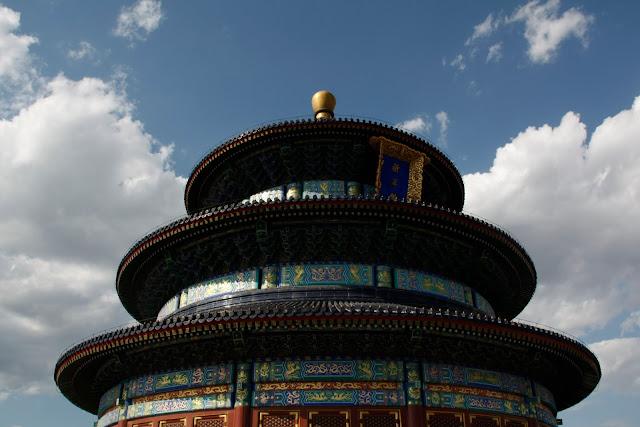 Templo del cielo, Pekín.