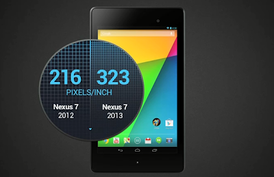 Nexus 7 2013 Specs, Release Date And Pricing