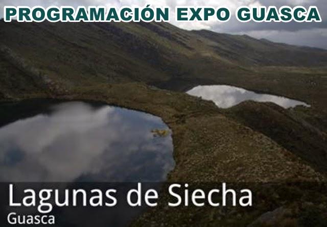 CUNDINAMARCA: PROGRAMACIÓN EXPO GUASCA