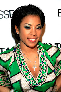 Keyshia Cole Short haircut Pictures