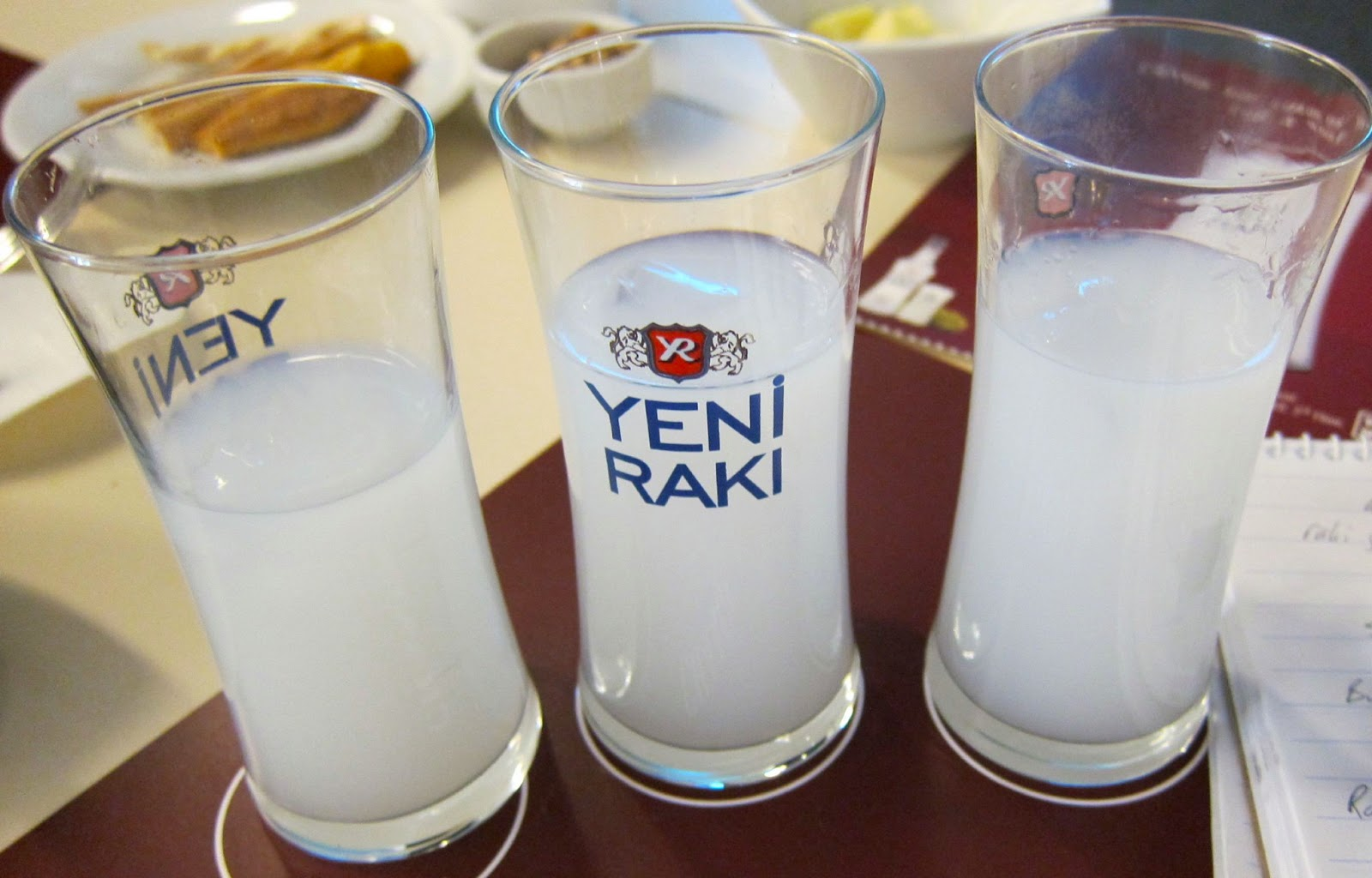 Drinks From Turkey