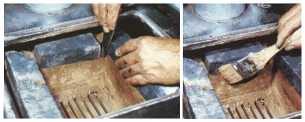 Как правильно укрепить кладку из шамотного кирпича в печи