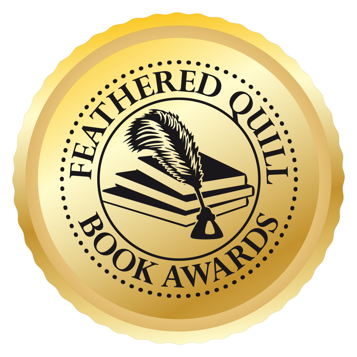 GOLD in 2017 Feathered Quill Book Awards
