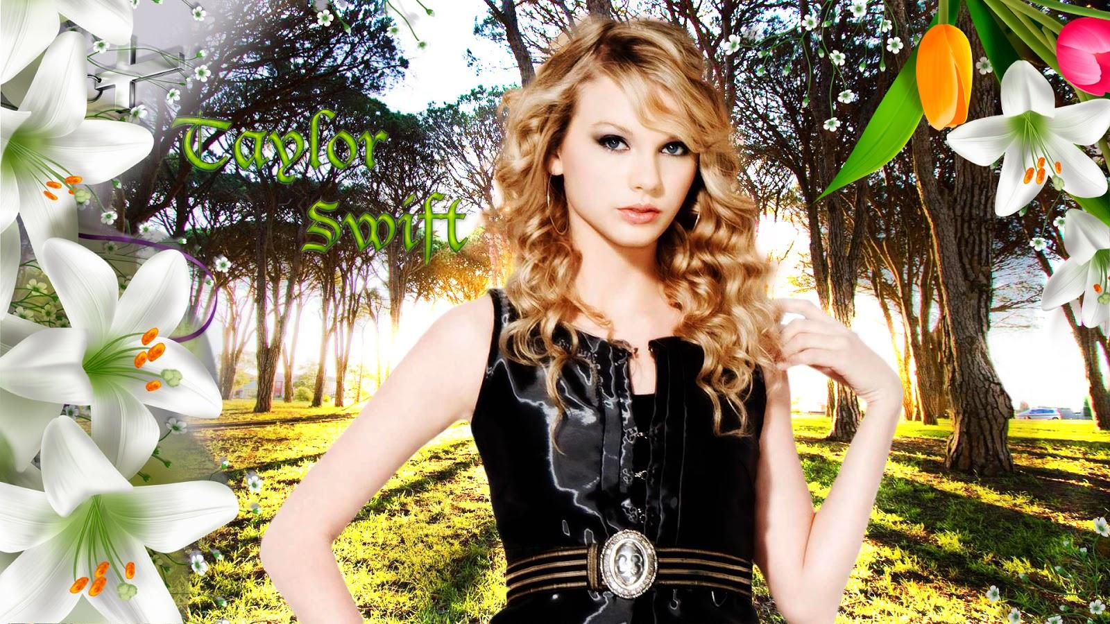 Beautiful Taylor Swift HD 1920x1080 Wallpaper
