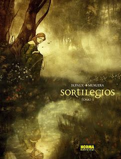 SORTILEGIOS # 01