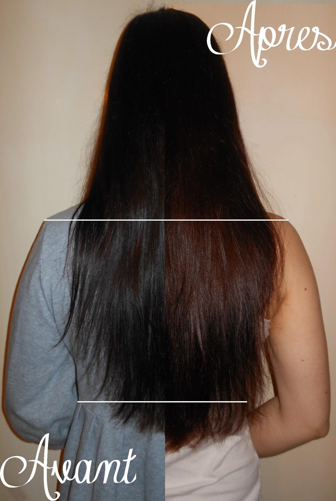 Lait de coco pousse cheveux temoignage