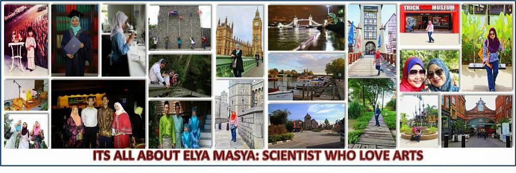 its all about elya masya