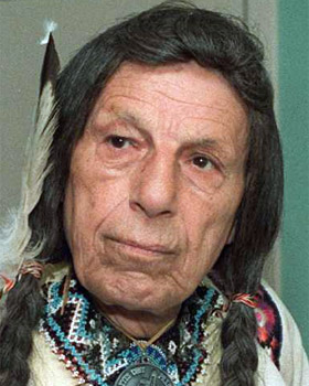 Iron Eyes Cody Net Worth