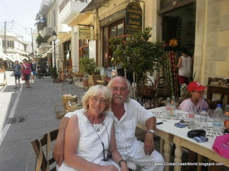 Hottest Greek Island In November