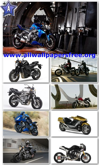 60 Amazing Motorcycles HD Wallpapers 1366 X 768 [Set 13]