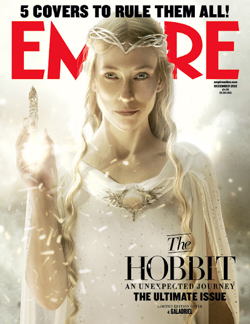 the hobbit an unexpected Journey, Galadriel